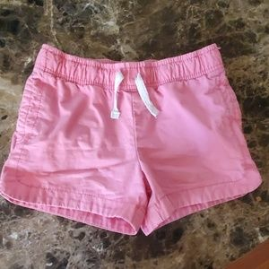 Girls pink Carters shorts